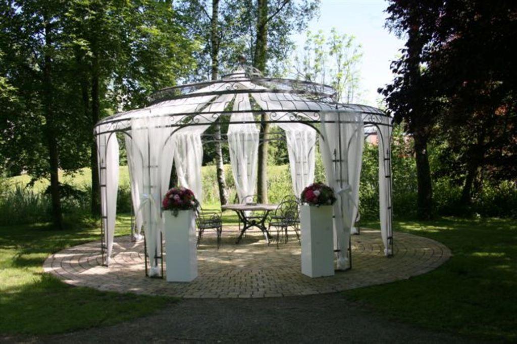 Hochzeitsdekoration, Garten Bombecks Hof, Hochzeitsbilder machen Rheda-Wiedenbrück